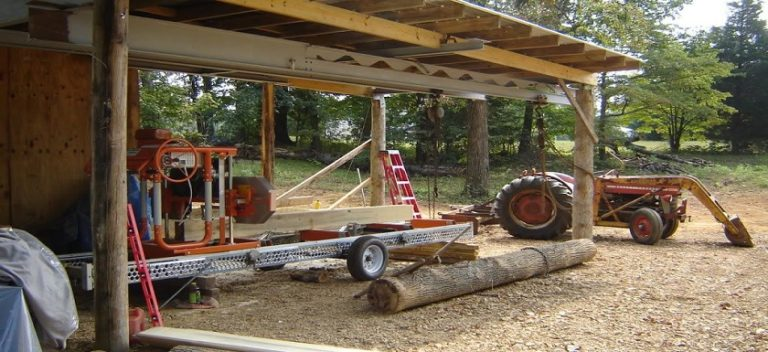How does sawmill work